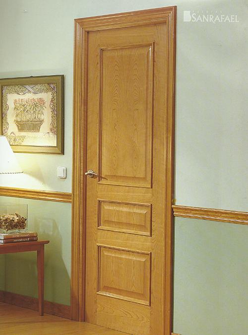 Puerta Clasica Modelo 430X Cerezo