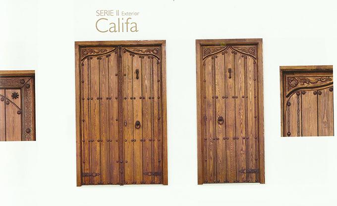Puerta entrada califa