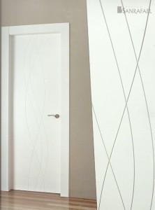 Puerta lacada 988