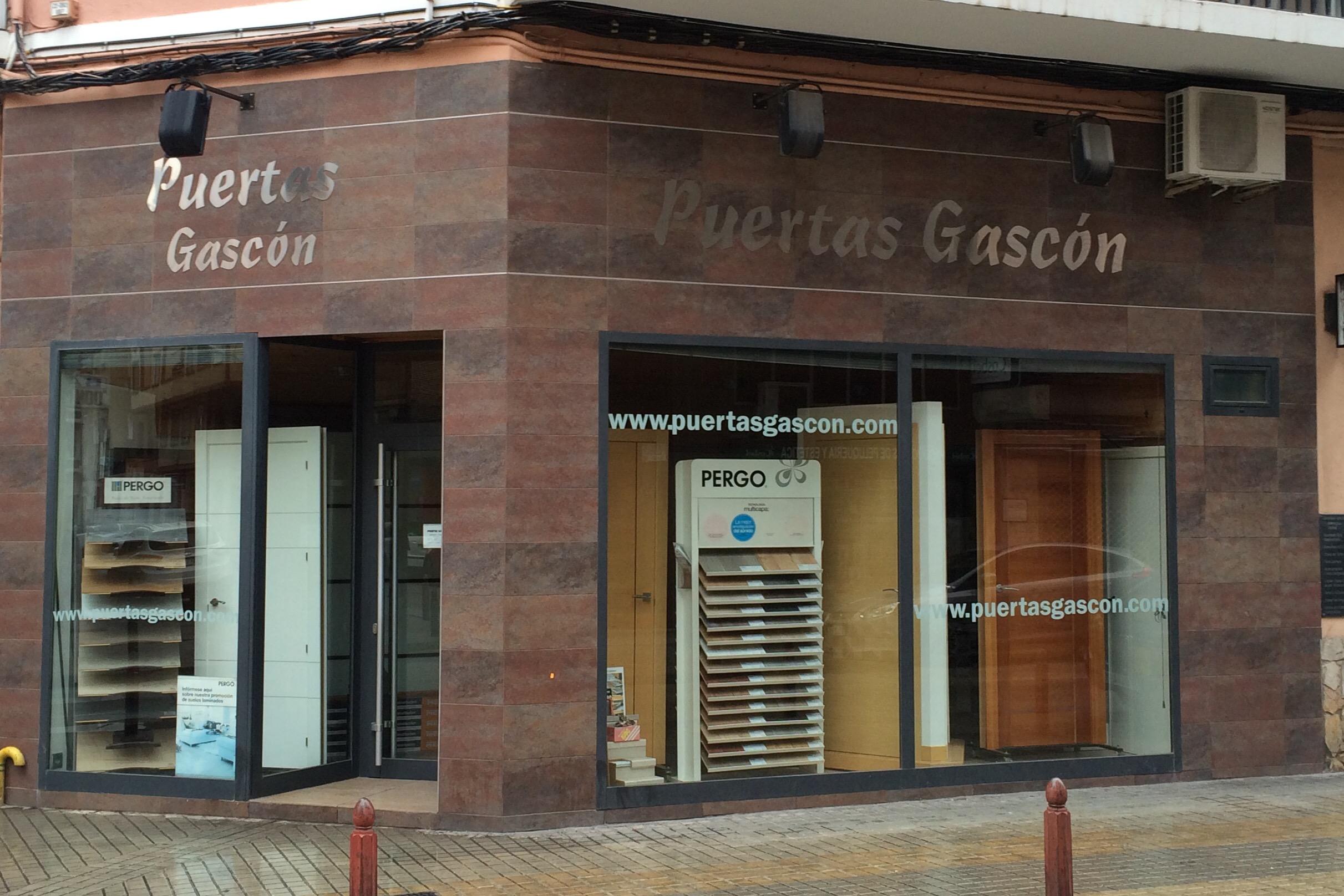 Puertas Gascón-Tienda