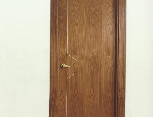 Puerta Serie Económica L80