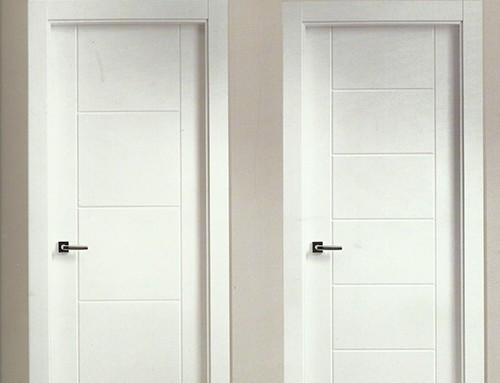 Puerta lacada 9105-9007